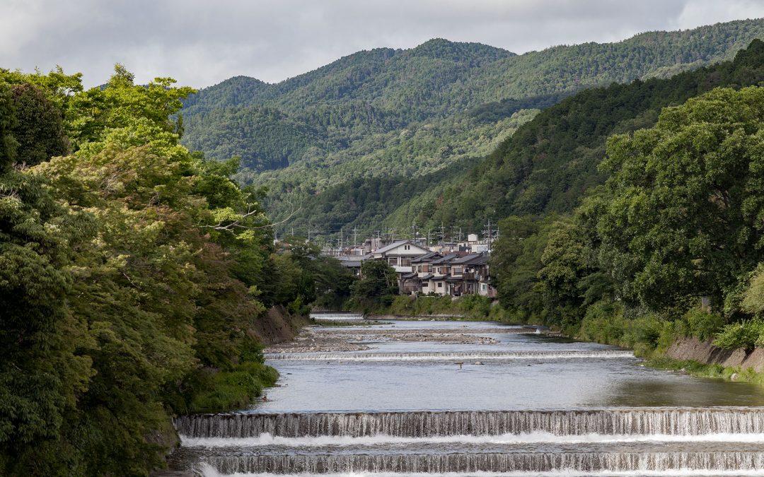 Kyoto, ville moderne, traditionnelle et spirituelle