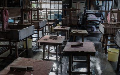Visiter une papeterie artisanale de washi à Shikoku