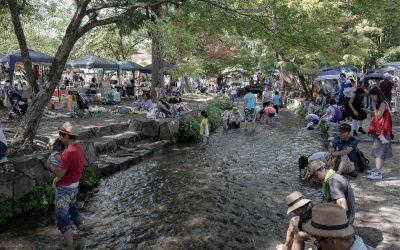 Visiter les marchés artisanaux de Kyoto