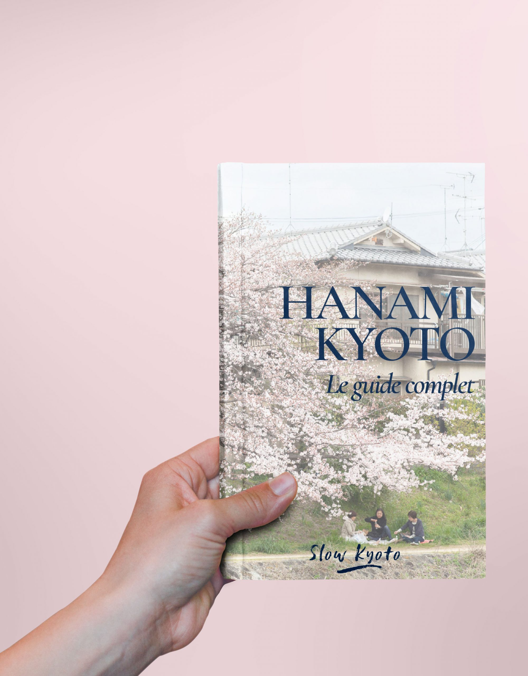 guide pdf Hanami à Kyoto